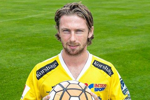Thomas Drage har blitt et fast valg på Falkenbergs lag i Allsvenskan. Med kontrakt ut året og en klubb på vei ned til nivå to, vil kantspilleren bruke de nærmeste månedene til å vurdere sin fotballfremtid.