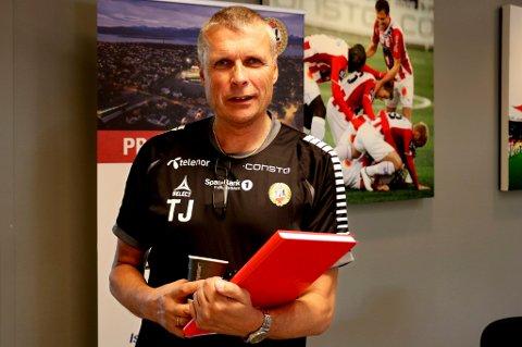 Truls Jenssen, utviklingssjef i Tromsø IL, mener det er få tilfeller av popstjernementalitet blant unge spillere i utviklingsavdelingen. Samtidig er han klar på et ønske om å få flere skolerte trenere for klubbens yngste spillere.