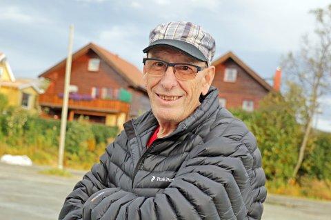 GLEDER SEG: Avtroppende direktør Harry Løvberg i Troms Kraft har ikke tenkt til å ligge på latsiden når han blir pensjonist.