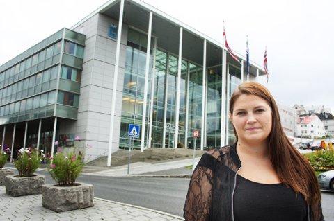 Fylkesrådsleder Cecilie Myrseth (Ap) i Troms