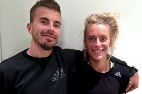 Samboerparet Kristian Ulriksen og Kathrine Kvernmo løp inn til meget sterke tider og plasseringer på helmaraton i Berlin.