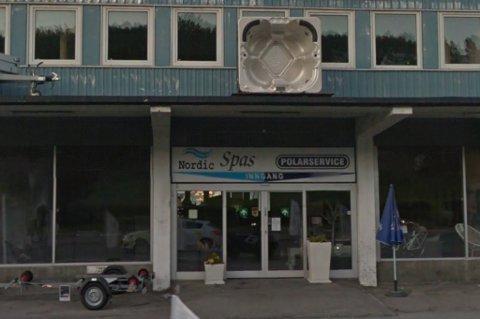 PÅ FLYTTEFOT: Nordic Spas flytter fra Stakkevollveien til Jekta. Foto: Google Maps