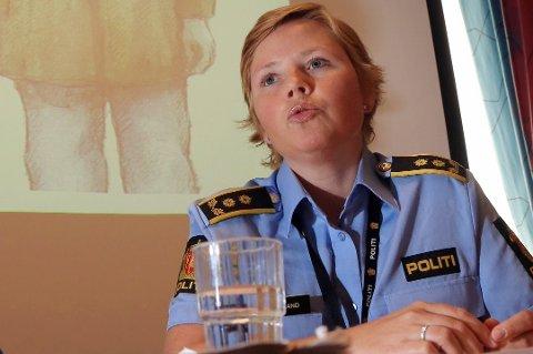 Politiadvokat Elin Nordgård Strand
