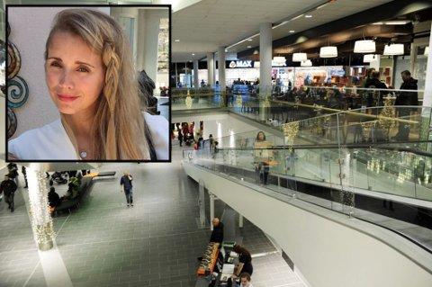 NY SALONG: Lise Føreland åpner i mars en skjønnhetssalong på Jekta. Den skal skille seg fra lignende konsepter i Tromsø.