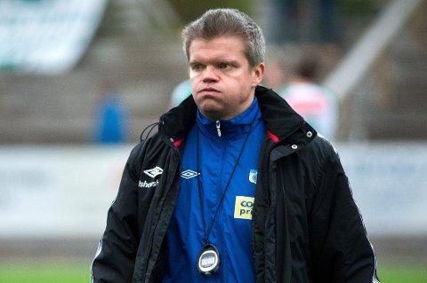 TUIL-trener Gaute Helstrup mister ikke nattesøvnen selv om Steffen Skogvang Pedersen gjør som Tomas Kristoffersen og forlater klubben.