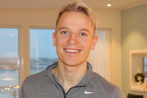 Christer Johnsgård er klar for TUIL igjen. Spissen vender tilbake til Tromsdalen etter noen år i FK Senja og ett år som TIL-spiss.