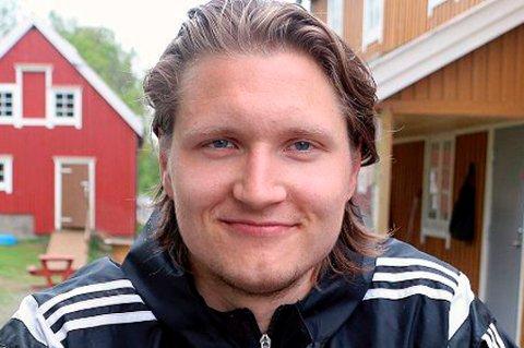 Vebjørn Grunnvoll har kjempet seg tilbake etter ett år med problemer. Nå føler han seg klar igjen, og sier han er 20 kilo lettere enn han var da sykdommen sto på.