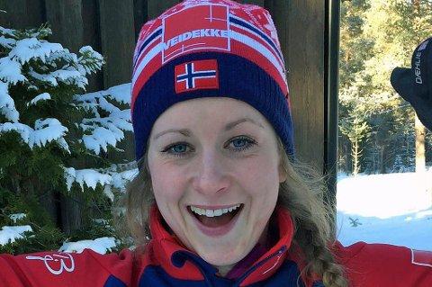 Anna Svendsen går verdenscup i Sør-Korea.