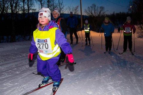 AVLYST: Tromsø Skiklubb må avlyse det planlagte onsdagsrennet på Tromsø Skistadion.