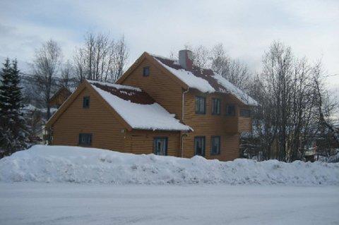 BLIR BEVART: Kirsten Sand tegnet selv boligen hun bodde i fra 1953. Nå blir arkitekten og kulturpersonlighetens hjem i Mellomveien 130 fredet for ettertida.