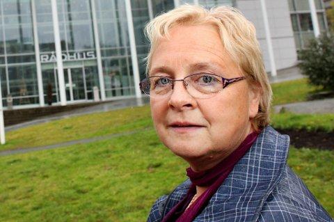 - RIKTIG: Tilsynsleder Angela Westphal i Arbeidstilsynet mener det var riktig å sende varslene til arbeidsgiveren.