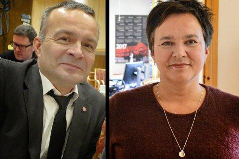 MOTSTAND: Willy Ørnebakk (Ap) og Ragnhild Vassvik (Ap), fylkesordførere i henholdsvis Troms og Finnmark, har ikke endret standpunkt i den såkalte PCI-saken: De vil ikke at senteret skal etableres i Bodø.