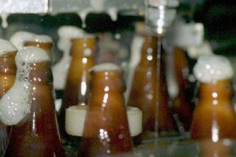 Nå settes prisen på øl ned. Foto: Vidar Ruud