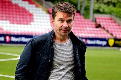 VIL HA BEDRING: TILs sportssjef Svein-Morten Johansen jobber med hvordan han og klubben kan være bedre rustet for å treffe på spillerne de henter til klubben. Han mener man per i dag ligger på 5/10, og vil opp i åtte og ni i løpet av de kommende årene.