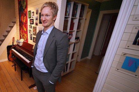 Tom Espen Stormo ei den eiendomsmegleren i Tromsø som tjente mest i fjor.