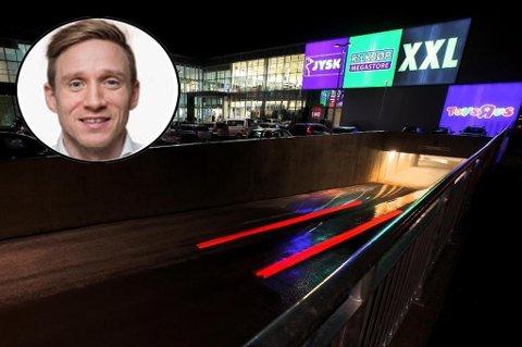 SKAL ANSATTE: Kent Øvre, økonomisjef i Taco, mener tiden nå er moden for en senterleder på K1.