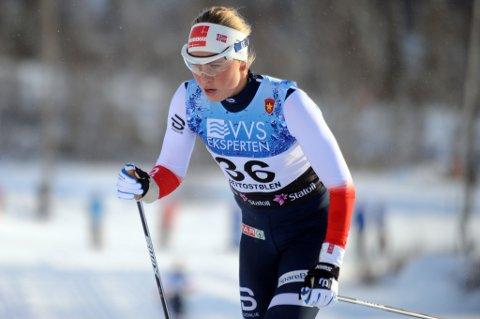 OPTUR: Silje Theodorsen gikk inn til en sjuendeplass på åpningsdistansen på Beitostølen, der hun endte som nummer 27 for ett år siden.