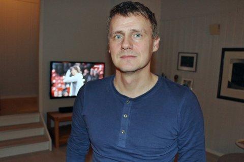 TØFF TUIL-TID: Sportslig leder i TUIL, Thomas Heide, svarer rundt den interne støyen som har preget TUIL de siste ukene. Han tror klubben kommer styrket ut av prøvelsene.