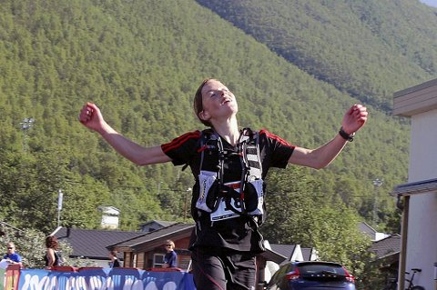 VM-UTTATT: Tromsø Løpeklubbs Hilde Aders er tatt ut til VM i terrengultra i Spania våren 2018, men er usikker på om hun vil delta.