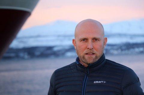Lasse Holm, Næringsforeningen i tromsøregionen og Troms Fryseterminal