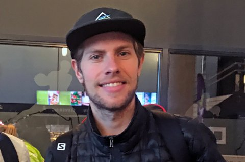 SATSER: Tromsømannen Hans Kristian Smedsrød har sagt opp jobben som web-utvikler for å kunne jobbe mindre og trene mer. Målet er å nå så langt som mulig som ultraløper.
