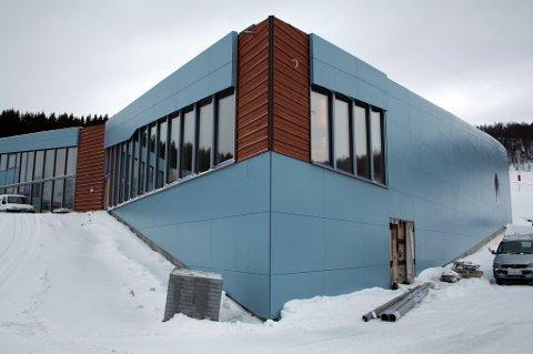 Nye Finnsnes ungdomsskole