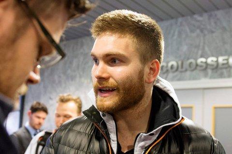 ØNSKET MED VIDERE: TIL har etter det Nordlys kjenner til tilbudt Gudmund Taksdal Kongshavn en ny kontrakt, og hvis alt går som man håper, kan 26-åringen om ikke altfor lang tid bli klar for flere TIL-år.