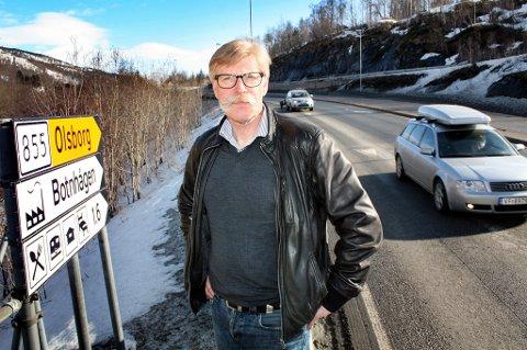 Leder i Troms Transportarbeiderforening, Ole Roger Storås, er sterkt i mot innføring av EUs mobilitetspakke.
