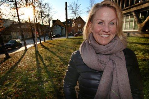 Grete Irtun er i en spennende prosess med å finne neste steg i karrieren. Foto: Stian Saur