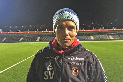 Med seire mot Stabæk og Viking har TIL vunnet to seriekamper på rad - for andre gang denne sesongen. Mot Sogndal håper Simo Valakari på en ny seier, og dermed ny bestenotering for sesongen.