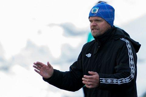 MÅNEDENS TRENER: Gaute U. Helstrup var 1.divisjons beste trener i oktober/november, ifølge Eurosport-ekspert Roger Risholt.