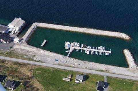 NY HAVN: Stakkvik havn har i dag flest fritidsbåter. Det kan bli dyrt for kommunen.