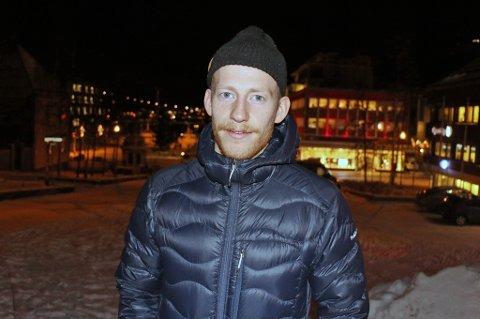 BRANN UTE AV BILDET: Gjermund Åsen (26) har mange tilbud foran 2018-sesongen. En av favorittene til å signere årets beste TIL-spiller, var Brann. De har nå meldt seg ut av kampen om signaturen til Åsen.