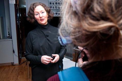 TILTAK: Ordfører Kristin Røymo (Ap) og formannskapet i Tromsø ga administrasjonssjefen sin velsignelse til å gjennomføre en rekke tiltak innenfor pleie- og omsorgssektoren i kommunen.