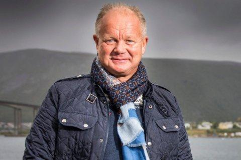 SATSER NORDNORSK: Per-Mathias Høgmo har fått med seg Bjørn Johansen som assistenttrener i Fredrikstad de to neste årene. Her forklarer den tidligere TIL- og landslagstreneren hvorfor han ønsket den gamle TIL-helten i teamet sitt.