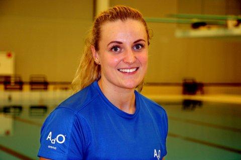 STERK SLUTTSPURT: Med en svært sjelden nordnorsk mesterskapsmedalje i en så stor idrett som svømming slo Susann Bjørnsen inn til en førsteplass i vår kåring av årets nordnorske idrettsnavn for 2017. 24-åringen forteller nå at hun vil satse inn mot 2020-OL i Tokyo.