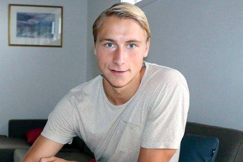 KLUBBSØKENDE: Ulrik Yttergård Jenssen røper hvilken MLS-klubb i USA han takket nei til sist vinter i den siste episoden av JoMos Kosmos.