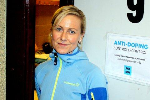 BEKYMRET: Merethe Stiberg gir seg ved årets utgang i Antidoping Norge, der hun har vært kontrollør og kontrollansvarlig i Nord-Norge. Hun mener bruk av ulovlige midler blant ungdom på treningssentre er et stort problem i Tromsø.