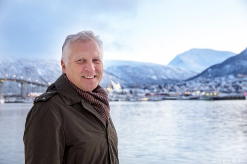 Øyvind Korsberg. Foto: Yngve Olsen Sæbbe