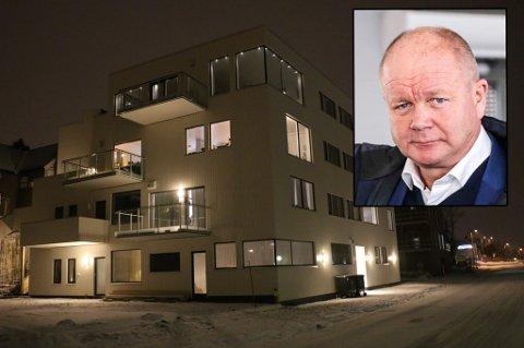 KJØPT: Tidligere landslagssjef og TIL-trener Per Mathias Høgmo har overtatt en leilighet til 7,6 millioner kroner like sør for sentrum av Tromsø. Han er imidlertid ikke sikker på om han skal beholde den.
