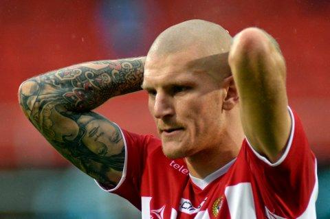 Zdenek Ondrasek har pratet ut om sine problemer før han kom til Tromsø og TIL.
