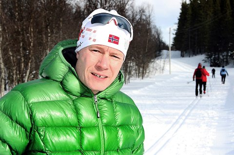 BYR PÅ NYE AKTIVITETER? Prosjektleder Henrik Romsaas i Tromsø kommune sier forvaltningsplanen for Tromsømarka skal til politisk behandling til høsten. Blant saker som skal avklares, er om nye idretter og aktiviteter skal legges til friluftsområdet midt på Tromsøya.