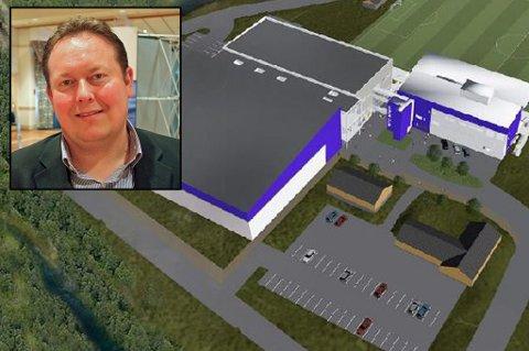 – INGEN STØTTE: Gruppeleder i Arbeiderpartiet, Jarle Heitmann, støtter ikke administrasjonsforslaget om nye regler ved kommunale garantistillelser i Tromsø Kommune. - Vedtas det vil det begrense byggingen av nye idrettsanlegg i Tromsø, sier han.