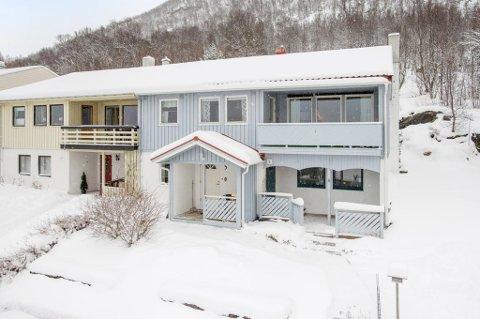 OVER TAKST: Denne boligen på Tomasjord ble solgt for 400 000 over takst. Et tydelig tegn på at etterspørselen er større enn tilbudssiden.