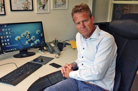 KRITISERER TING-VEDTAK: Jens Johan Hjort er valgt inn i etisk komité i NFF. Han liker ikke vedtaket som ble gjort i helgen, som ikke ber NIF legge frem regnskapene fra 2011 til 2015.