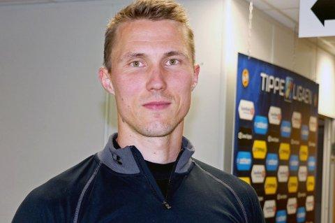 JOBBER FOR TIL: Den tidligere finske landslagskeeperen Otto Fredrikson skal jobbe med møteromskonsept på Alfheim i 2017.
