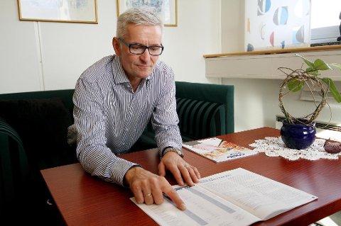 GIR SEG: Kjell Olav Pettersen slutter som administrerende direktør i Coop Nord ved årsskiftet.