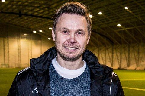 FIL-trener Bjørn «Bummen» Johansen er fornøyd med oppkjøringen laget har hatt i vinter, og ser fram til å sanke poeng i årets sesong.