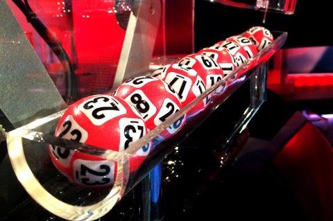 REKKA: Her er vinnertallene i Lotto lørdag 22. april.