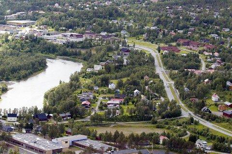 Setermoen i Bardu kommune.